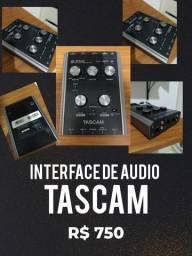 Interface de Audio Tascam