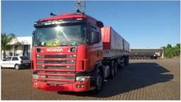 Caminhao Scania e Bitrem Noma - Top