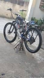 Bicicleta motorizada troco em aro 29 ou Gios