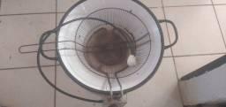 Fritadeira elétrica 110vts.