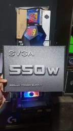 Fonte EVGA 550W
