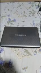 Notebook toshiba satellite L775