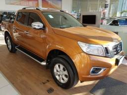NISSAN FRONTIER 2.3 16V TURBO DIESEL LE CD 4X4 AUTOMATICO.