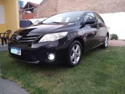 Corolla Automático Completo 2012 Super Novo