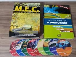 Material de estudo para Enem + 9CDs