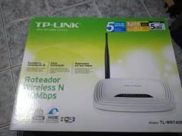 Roteador TP Link TL-WR740N 150mbs