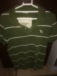 Camisa Polo Abercrombie e Fitch