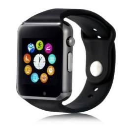 Relógio Celular Bluetooth Smartwhatch A1 Esport Apps, Chamadas Notificações