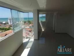 Apartamento com vista para o mar em Porto Belo