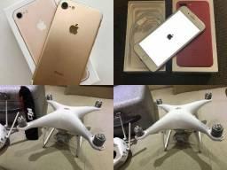 Iphone 7 Plus Apple 128gb seminovo