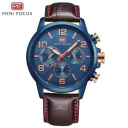 Relógio Masculino De Luxo Mini Focus