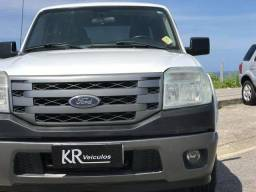 Ford Ranger 2010 Xl Diesel 4x4 Mec CABINE DUPLA - 2011