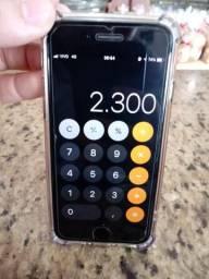 Iphone 7 JetBlack 128GB *Parcelo no Cartão