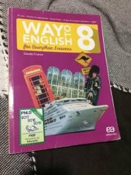Livro de inglês Ensino fundamental