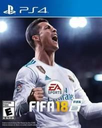 Vendo Fifa 18 PS4