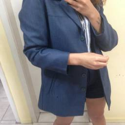 Blazer azul 44