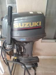 Motor de popa Suzuki 30 hp - 1983