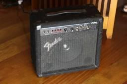Amplificador Cubo De Guitarra Fender R.a.d Made In Usa 25w
