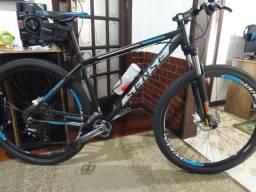 Bike Sense Rock muito Nova com garantia e Nota fiscal