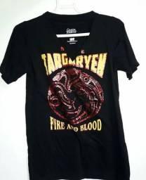 Camisa Nova Game of Thrones