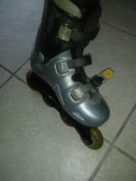 Vende-se roller praticamente não usado