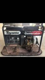 Gerador de energia 3.500$