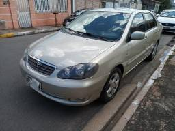 Corola xei 1,8 manual ano 2006 modelo 2006 - 2006