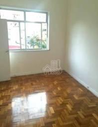 Apartamento com 3 dormitórios à venda, 90 m² por R$ 395.000,00 - Icaraí - Niterói/RJ