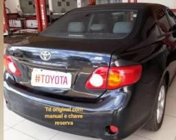 Corolla XEI automático 2009 segundo dono - 2009
