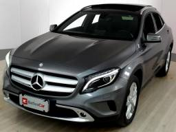 Mercedes GLA 250 Sport 2.0 TB 16V 4x2  211cv Aut. - Cinza - 2016 - 2016