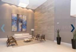 Duplex 03 suítes + home office, 02 vagas, 153,25 m² privativos, vista mar, área de lazer
