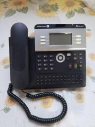 Vendo esse aparelho de telefone com secretária eletrônica.