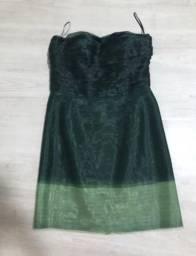 e7b6af765 Vestido de festa Fabiana milazzo novo nunca usado (COMPREI POR R$1000 )