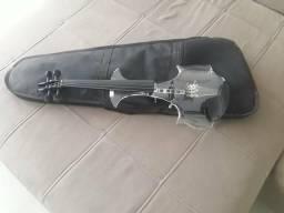 Violino Ateliê Áudio (acrílico)