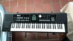 Bk5 Roland Arranjador c/ritmos Brasil aceito Casio,Yamaha e Korg