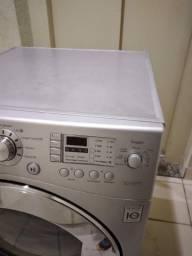 Lava e seca LG DIRECT DRIVE  10kg INOX