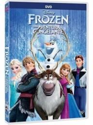 DVD,FROZEN,UMA AVENTURA CONGELANTE