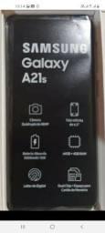 A21s com 5 dias de uso novo por 1500