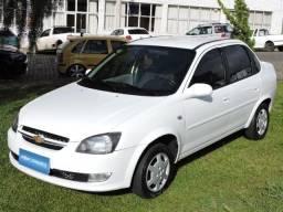 GM Chevrolet Classic LS 1.0 Flex 4p 2013 branco