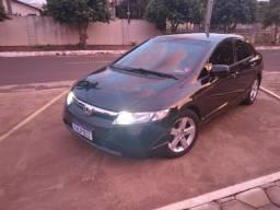 Civic lxs 2007 automático - 2007
