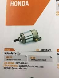 Motor de Partida CBX250 Twister Magnetron