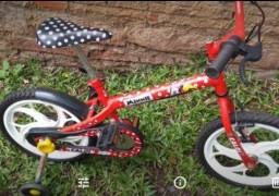 Bicicleta aro 16 super inteira