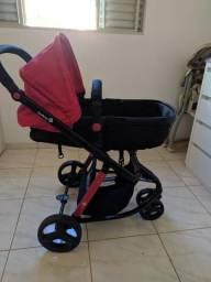 Carrinho de bebê /Moisés Safety!