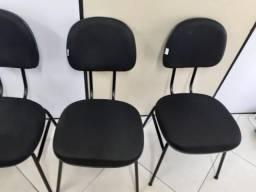 Cadeira Simples preta