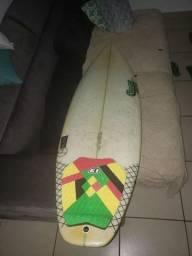 Prancha de Surf DHD 5'9 Skeleton Key