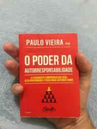 Livro O Poder da Autorresponsabilidade - Paulo Vieira