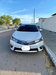 Vendo Toyota Corolla Altis Ano 14/15 Top de linha. Super Conservado