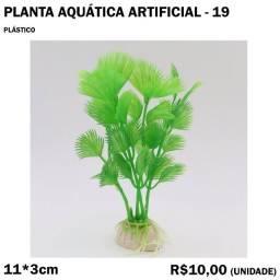 Planta para Aquário Artificial Aquática - Modelo 19