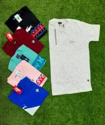 Camisas todas as marcas