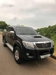 Toyota Hilux 14/14 SRV Diesel 4x4 Aut